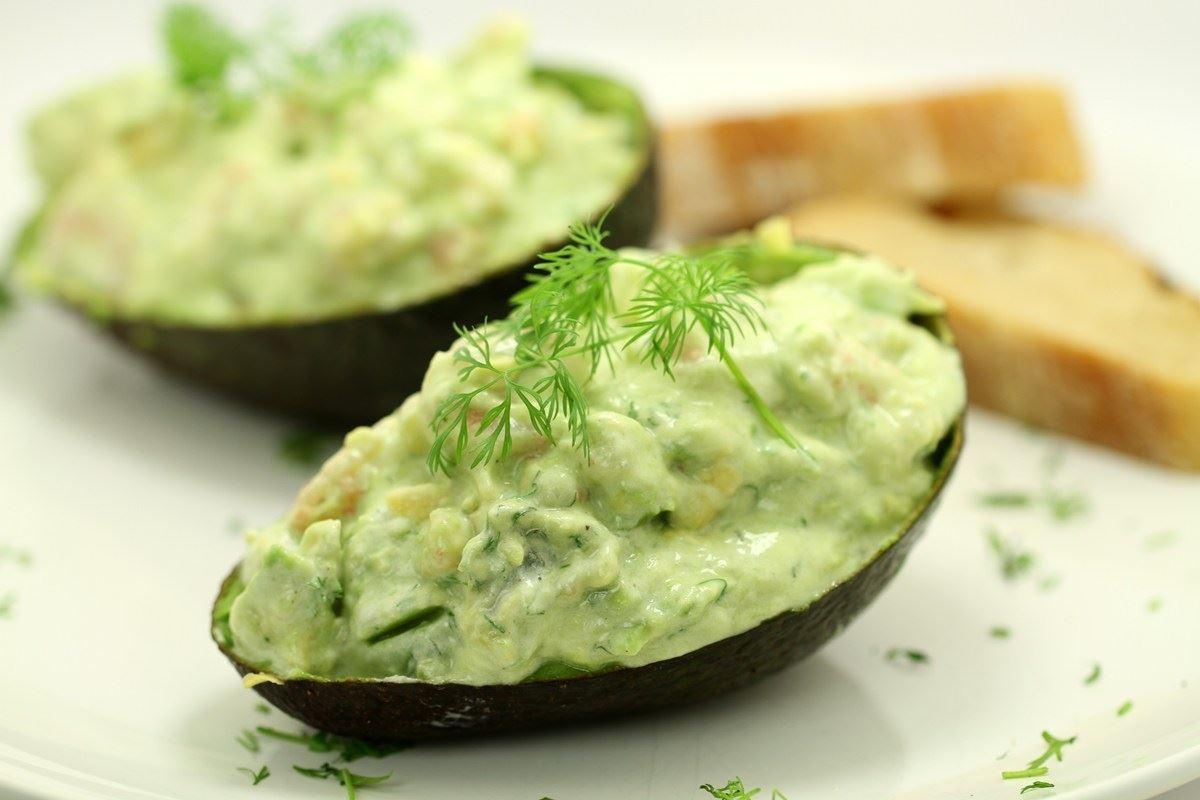 rejer avocado creme fraiche