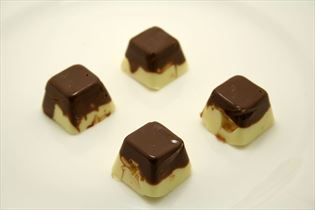 Chokolade med crunch