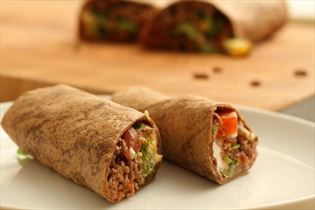 Mexicanske burritos