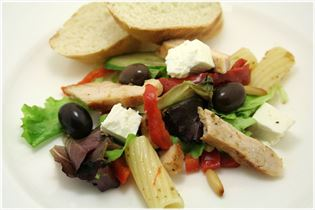 Cafe salat