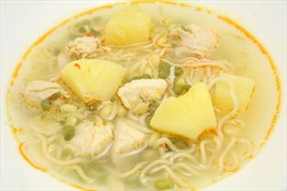 Kinesisk suppe
