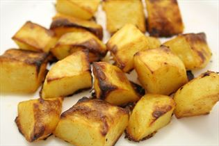 Barbecuekartofler