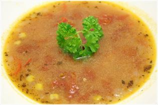 Mexicansk tomatsuppe