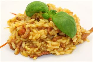 Risotto all Amatriciana