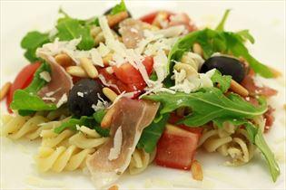 Italiensk pastasalat