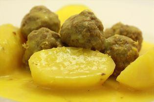 Kødboller i citron