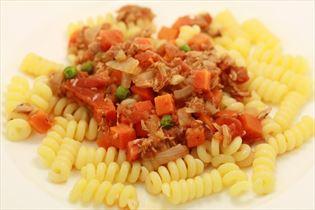 Tungryde med pasta
