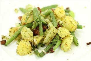 Marineret kartoffelsalat