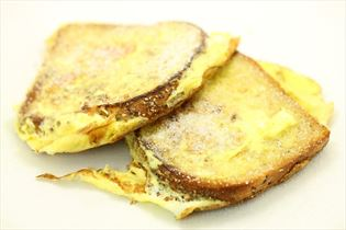 Brødæggekage