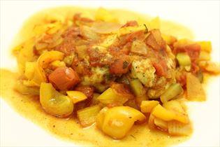 Kyllingefilet i ovnen DDV Frokost