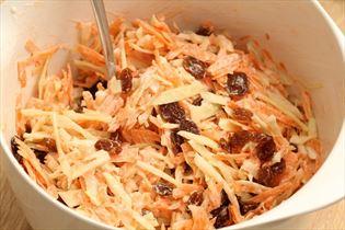 Fedtfattig coleslaw