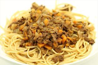 Lækker spaghetti bolognese