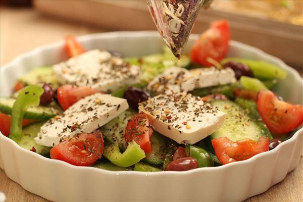 Græsk salat