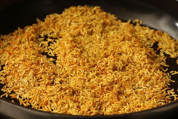 Ris fra Mellemøsten