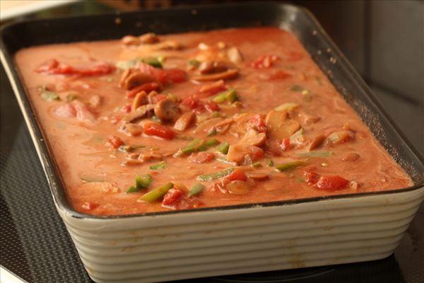 kyllingeinderfilet i ovn opskrift