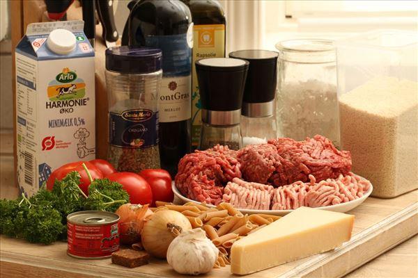 italienske kødboller arla